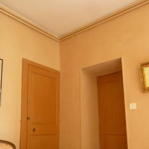 Françoise Lacombe-Bonnet, argile, terre, chambre, rénovation